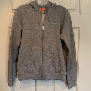 Nike Heavyweight ZipUp Hoodie, Size LG